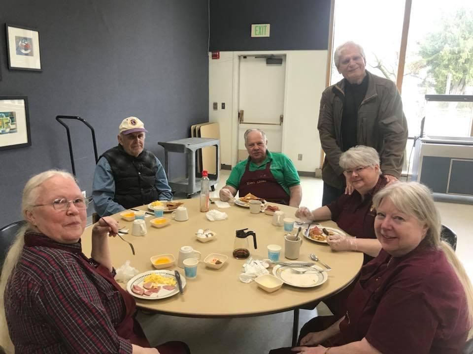 senior breakfast 2018